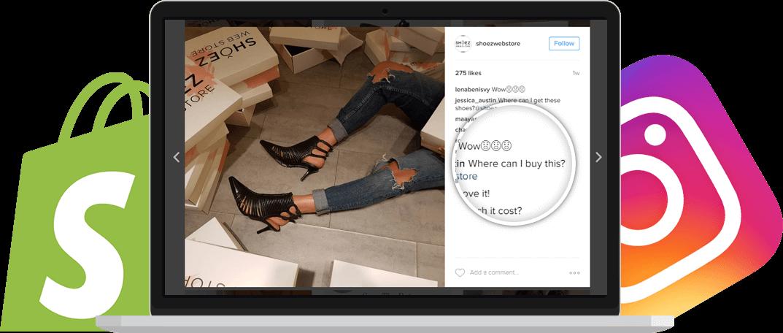 Pixelshop | Social Commerce